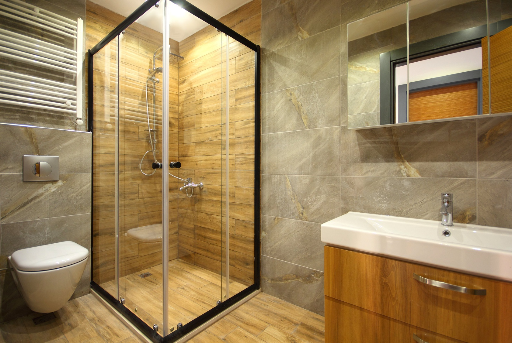 4 Modern Designs For Bathroom Remodeling