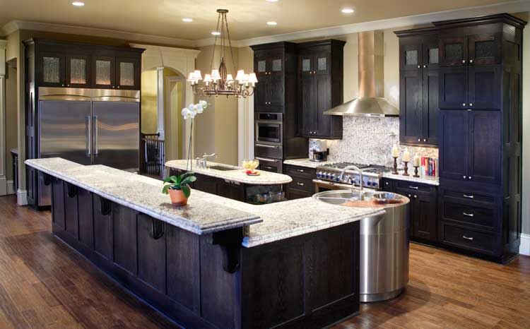 Gallery Traditional Transitional Contemporary Kitchen